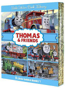Thomas   Friends Little Golden Book Library Book PDF
