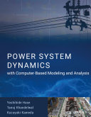Power System Dynamics with Computer-Based Modeling and Analysis Pdf/ePub eBook