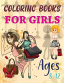 Coloring Books For Girls Ages 8 12