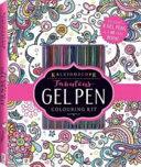 Kaleidoscope Fabulous Gel Pen Colouring Kit
