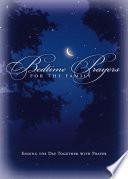 Bedtime Prayers for the Family Book PDF