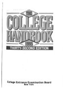 The College Handbook Book
