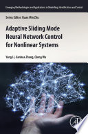 Adaptive Sliding Mode Neural Network Control For Nonlinear Systems Book PDF