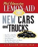 Pdf Lemon-Aid New Cars and Trucks 2012 Telecharger
