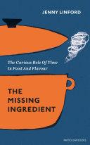 Pdf The Missing Ingredient