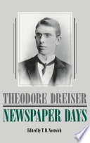 Newspaper Days Book