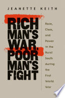 Rich Man s War  Poor Man s Fight Book