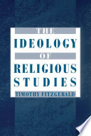 The Ideology Of Religious Studies