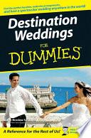 Destination Weddings For Dummies Pdf/ePub eBook