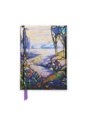 Tiffany Cypress and Lilies Foiled Pocket Journal