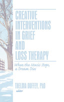 Creative Interventions in Grief and Loss Therapy Pdf/ePub eBook