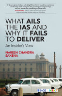 What Ails the IAS and Why It Fails to Deliver