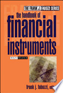 The Handbook of Financial Instruments Book