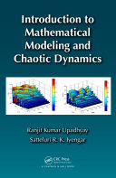 Introduction to Mathematical Modeling and Chaotic Dynamics Pdf/ePub eBook
