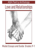 AQA Poetry Anthology Love and Relationships