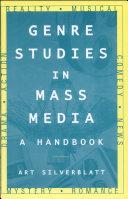 Genre Studies in Mass Media