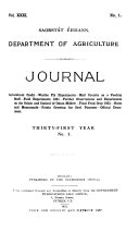 Pdf Journal - Department of Agriculture and Fisheries