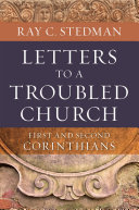 Letters to a Troubled Church