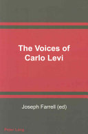 The Voices of Carlo Levi- Le Voci Di Carlo Levi