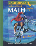 McDougal Little Math Algebra 1