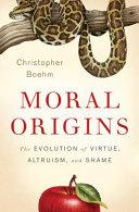 Moral Origins