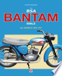 """""""The BSA Bantam Bible: All Models 1948 to 1971"""" by Peter Henshaw"""