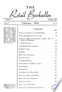 The Retail Bookseller