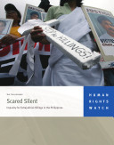 Human Rights Watch the Philippines Sacred Silent