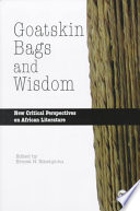 Goatskin Bags And Wisdom