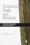 Goatskin Bags and Wisdom