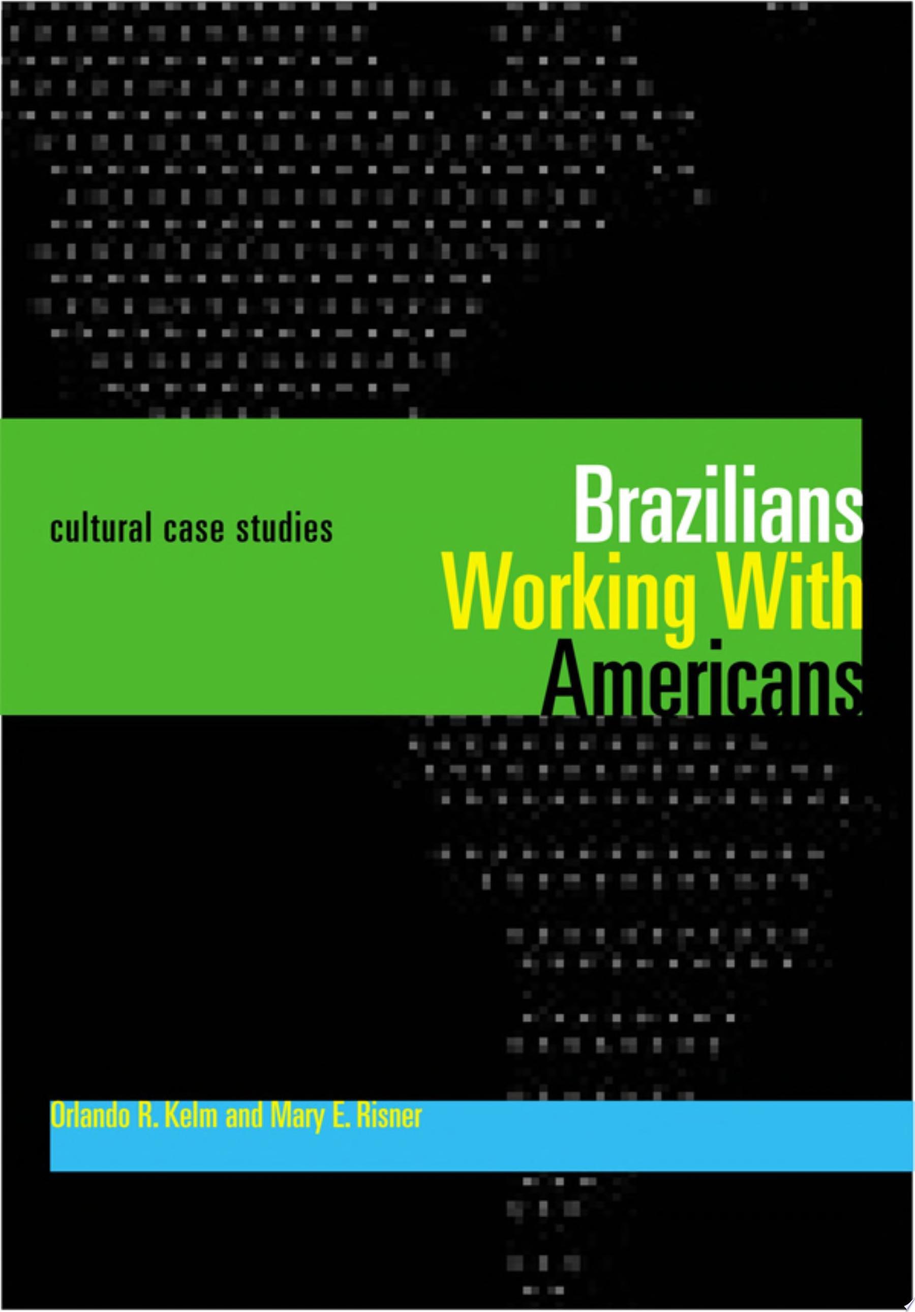 Brazilians Working With Americans Brasileiros que trabalham com americanos