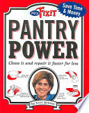 Mrs. Fixit Pantry Power