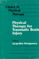 Physical Therapy For Traumatic Brain Injury Book PDF