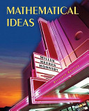 Mathematical Ideas  Books a la Carte Edition