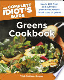 The Complete Idiot S Guide Greens Cookbook