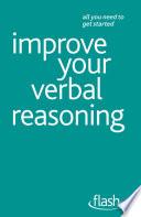 Improve Your Verbal Reasoning: Flash