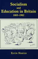 Socialism and Education in Britain 1883 1902