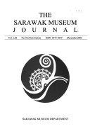 The Sarawak Museum Journal