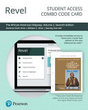 Revel for the African american Odyssey    Combo Access Card Book PDF