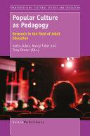 Popular Culture as Pedagogy Pdf/ePub eBook