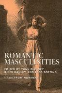 Pdf Romantic Masculinities