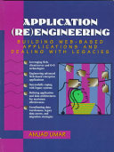 Cover of Application (re)engineering