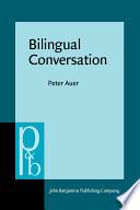 Bilingual Conversation