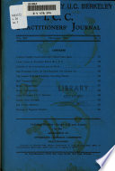 I C C  Practitioners  Journal Book