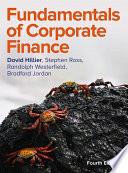 Fundamentals of Corporate Finance 4e Book