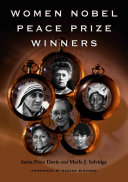 Women Nobel Peace Prize Winners Book PDF