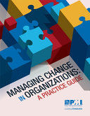 Managing Change in Organizations Pdf/ePub eBook