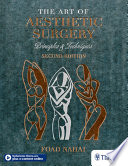 The Art of Aesthetic Surgery  Facial Surgery   Volume 2  Second Edition Book