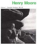 Henry Moore  Sculpture 1921 48