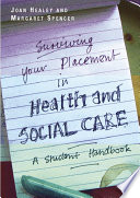 Ebook Surviving Your Placement In Health And Social Care A Student Handbook
